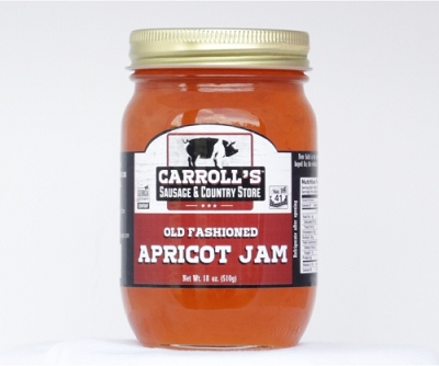 Old Fashioned Apricot Jam