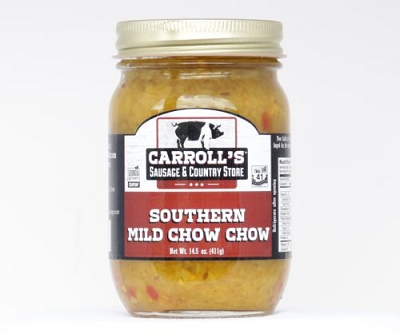 Southern Mild Chow Chow
