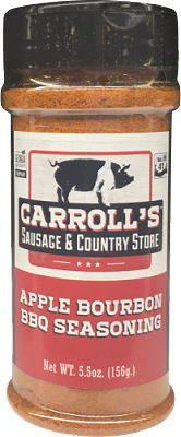 Apple Bourbon BBQ Seasoning