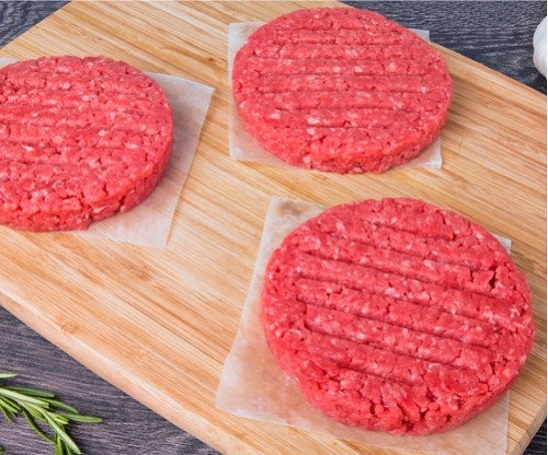 Beef Chuck Patties (4 count)