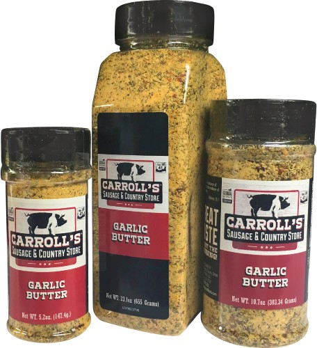 Garlic Butter Seasoning